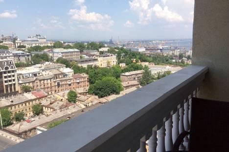 Сдается 1-комнатная квартира посуточно в Одессе, Улица Греческая,1-А.