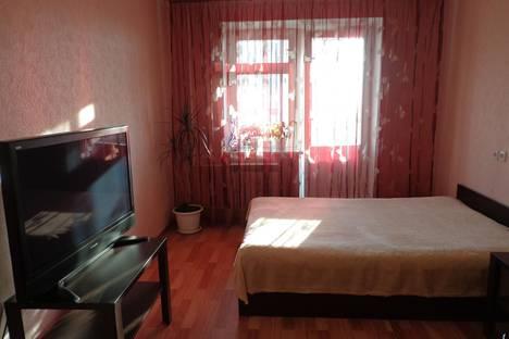 Сдается 1-комнатная квартира посуточно в Набережных Челнах, проспект Фоменко 74.