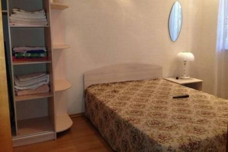 Сдается 2-комнатная квартира посуточнов Сочи, Дмитриевой улица, д. 3.
