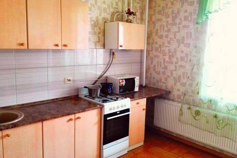 Сдается 2-комнатная квартира посуточно в Туле, ул. Пузакова, 25.