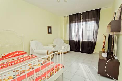 Сдается 1-комнатная квартира посуточнов Бору, ул. Родионова, 43.