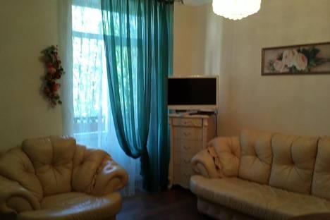 Сдается 3-комнатная квартира посуточно в Севастополе, Одесская улица, д. 4, корп. 1.