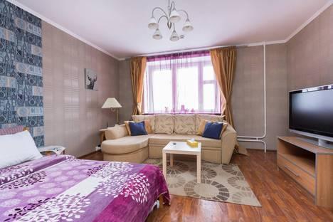 Сдается 1-комнатная квартира посуточнов Долгопрудном, Псковская, 5к3.