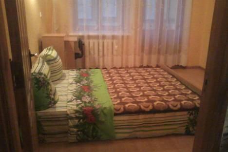 Сдается 2-комнатная квартира посуточно в Запорожье, проспект Ленина 145.