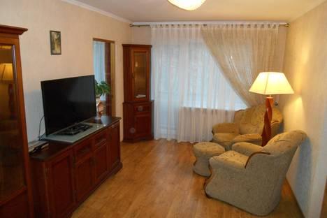 Сдается 2-комнатная квартира посуточнов Калининграде, ул.Пролетарская, 60.