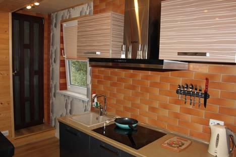 Сдается 1-комнатная квартира посуточно в Алупке, Фрунзе 11.