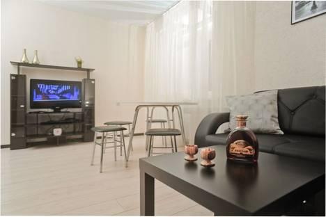 Сдается 1-комнатная квартира посуточнов Берёзовском, Щорса 105.