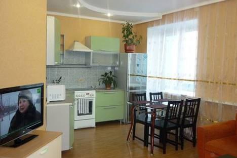 Сдается 3-комнатная квартира посуточно в Сыктывкаре, Орджоникидзе 40.