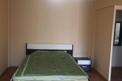 Сдается 1-комнатная квартира посуточно в Ангарске, 72 квартал дом 1.
