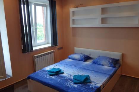 Сдается 1-комнатная квартира посуточно в Люберцах, Инициативная ул., 13.
