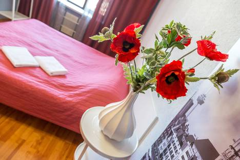 Сдается 1-комнатная квартира посуточнов Екатеринбурге, ул. Белинского, 86.