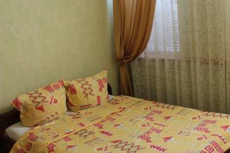 Сдается 2-комнатная квартира посуточно в Майкопе, ул. Комсомольская, 226 Б.