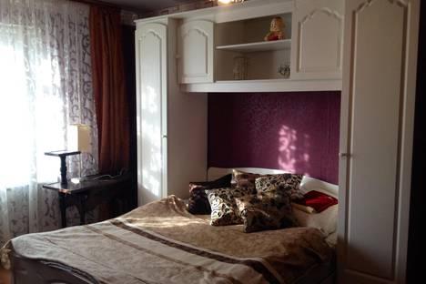 Сдается 1-комнатная квартира посуточнов Ухте, Строителей проезд, д. 11.
