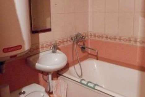 Сдается 1-комнатная квартира посуточно в Туапсе, Клары Цеткин улица, д. 1.